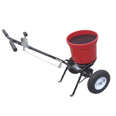 Turfmaster 25kg Walkbehind Broadcast Spreader