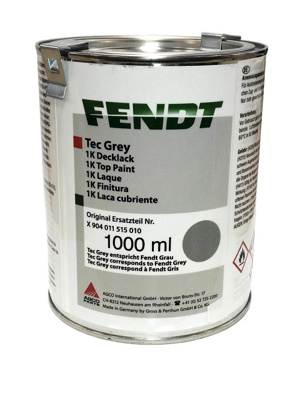 Fendt Paint X904011515010 Grey 1L