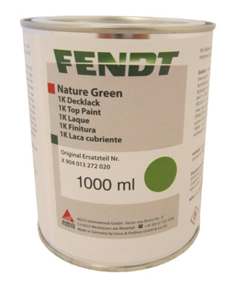 Fendt Paint X904013272020 Nature Green 1L