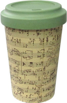 Bamboo Cup (Music Note)