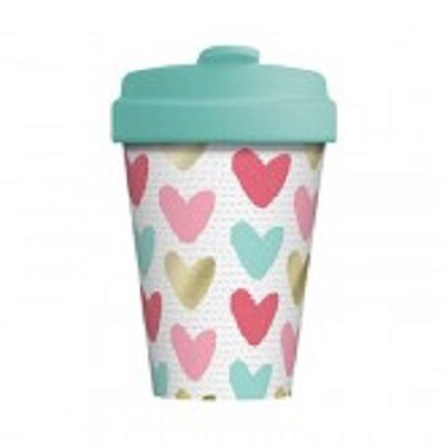 Bamboo Cup (Happy Hearts)