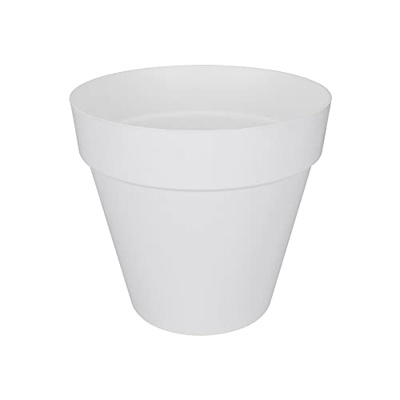Loft Urban White Pot (15cm)