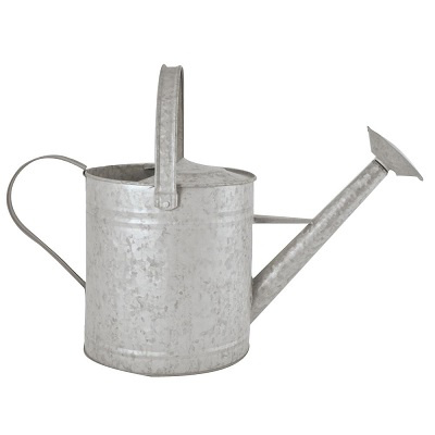 Old Style Watering Can 3.5ltr (zinc)