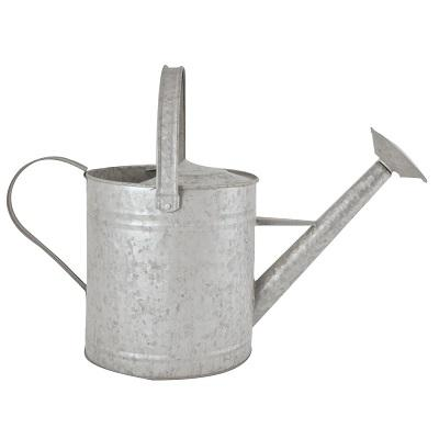 Old Style Watering Can 6.5ltr (zinc)