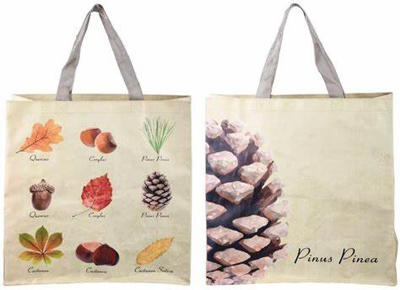 Reuseable Tree Design Shopping Bag