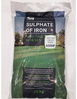 Goldcrop Sulphate of Iron (20kg)