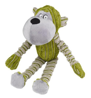 Chubby Chimp Dog Toy
