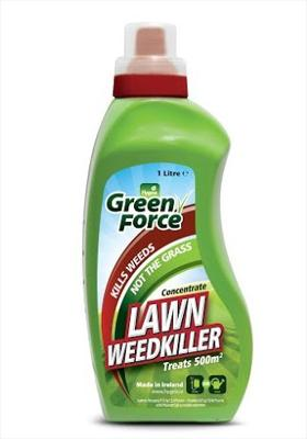 Lawn Weedkiller Concentrate (1ltr)
