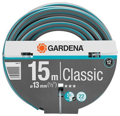 Gardena 15M Hose,13mm Diameter