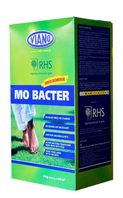Mo Bacter Moss Remover 4kg