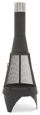 Mesh Colorado Chiminea