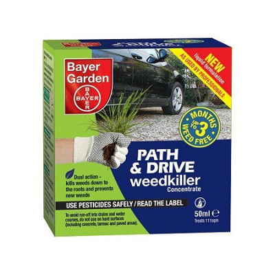 Path And Drive Weedkiller Concentrate (100ml)