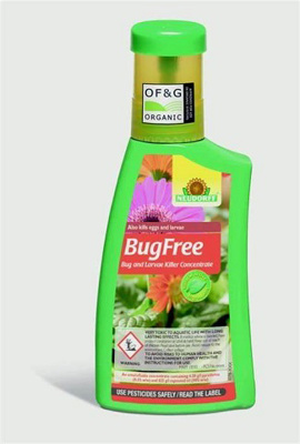 Organic Bug & Larvae Killer Concentrate (250ml)