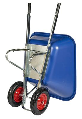 Jumbo Twin Wheel Wheelbarrow