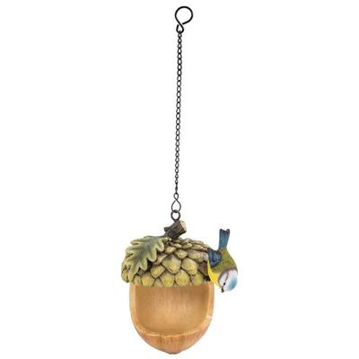 Hanging Blue Tit Acorn Box/4