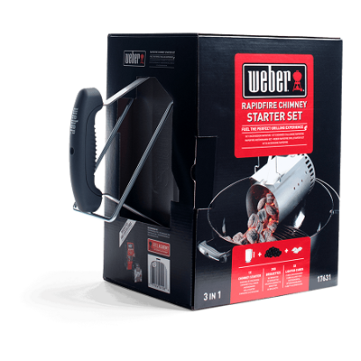 Weber Barbecue Chimney Starter Kit