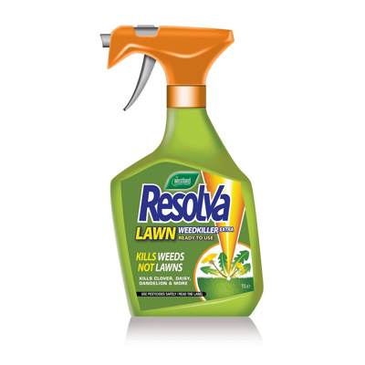 Resolva Lawn Weedkiller (1ltr) Ready To Use