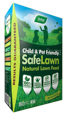 Safe Natural Lawn Feed (80sqm)