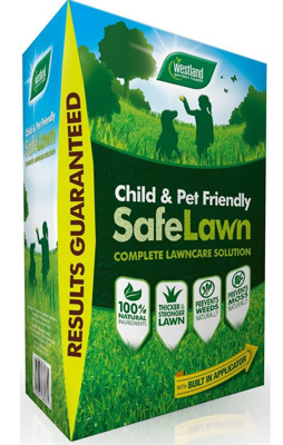 Safe Lawn Natural Lawn Feed (150sqm)