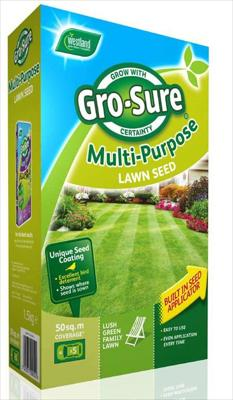 Multi-purpose Lawn Seed 50sqm