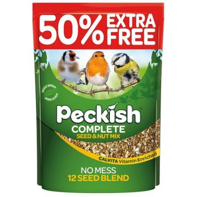 Complete Seed & Nut 2kg + 50%