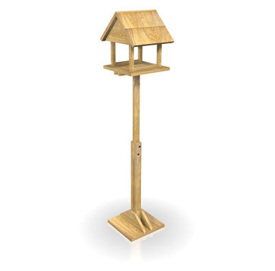 Easy Extend Bird Table