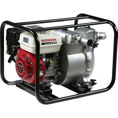 Honda WT20 Trash Water Pump