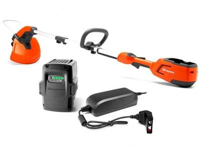 Husqvarna 115iL Battery Trimmer Kit