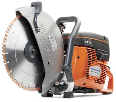 "Husqvarna K770 Con Saw with 12"" Blade"