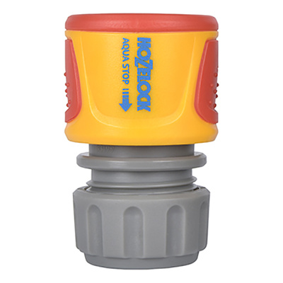 Hose End Connector Hozelock Aquastop