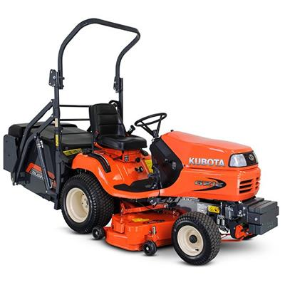 Kubota G21E Low Dump Mower