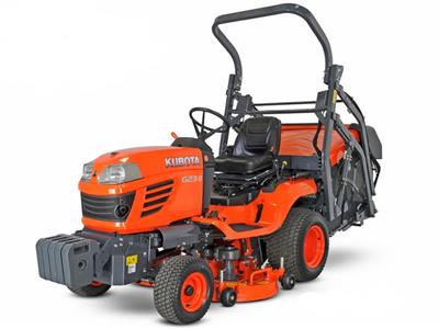 Kubota G23 High Dump Mower