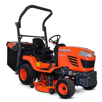 Kubota G23 Low Dump Mower