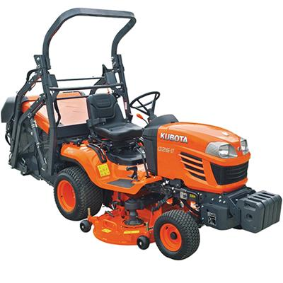 Kubota G26 High Dump Mower