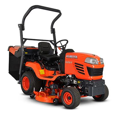 Kubota G26 Low Dump Mower