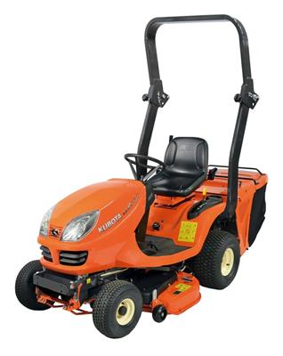 Kubota GR1600-III Ride On Mower
