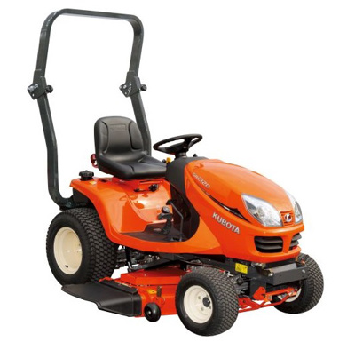 Kubota GR2120S Side Discharge Mower