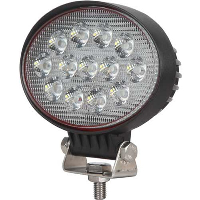 "247 39W 6""Oval Led Worklamp"