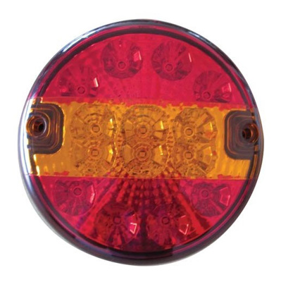 247 140mm Round Led(Burger)