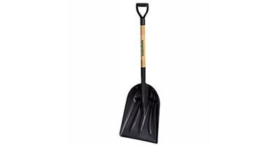 "Poly Grain Shovel ""D""Grip"