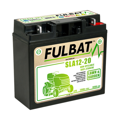 Replacement Castelgarden 12v Sealed Battery