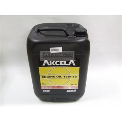 Akcela No.1 Engine Oil 20Lt.