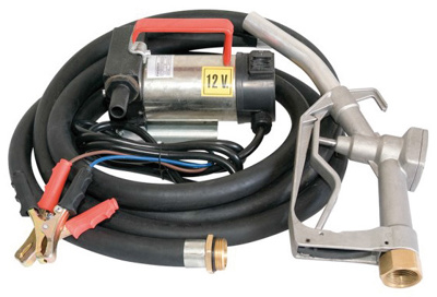 Portable Fuel Pump 12V