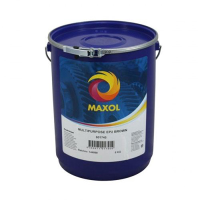 Maxol 5Kg M/P Ep2 Grease