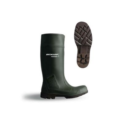 Dunlop Purofort Full Safety Wellingtons Size 42/8