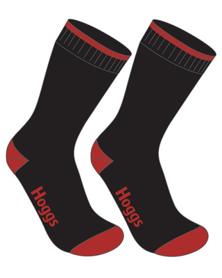 Hoggs Thermal Work Socks 2pk.