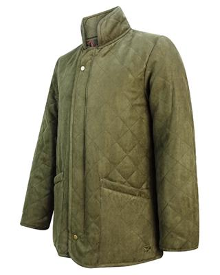 Hoggs Carlton Quilted Jacketdg