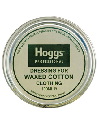 Hoggs Dressing For Waxed Cotton Clothing