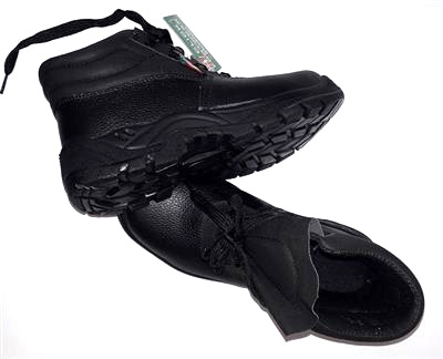 Black Safety Boot (2261) Size 37/4