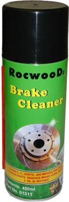 Brake Cleaner Oil